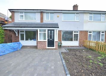 Thumbnail 4 bed semi-detached house to rent in Birchwood Dr, Lower Peover, Manchester