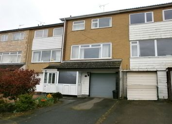 Thumbnail 4 bed terraced house for sale in Angus Court, West Town, Peterborough
