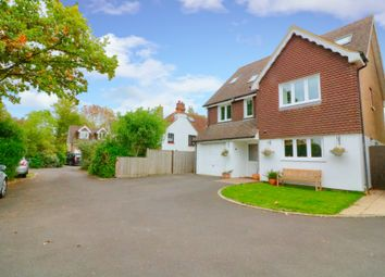 Thumbnail 5 bed detached house for sale in Durrants Road, Rowland's Castle