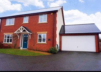Thumbnail 4 bed detached house for sale in Westford, Wellington