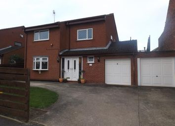 Thumbnail 4 bed detached house for sale in Palmerston Street, Westwood, Nottingham
