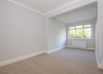 Thumbnail 3 bedroom end terrace house for sale in Cromer Road, Hornchurch, Essex