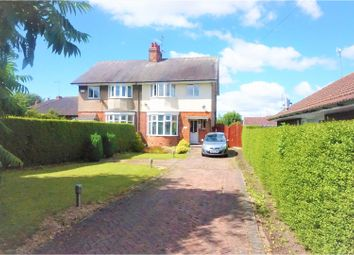 Thumbnail 3 bed semi-detached house for sale in Anlaby Park Road South, Hull