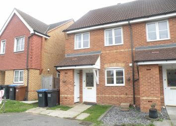 Thumbnail 3 bed terraced house to rent in 5 Daisy Drive, Hatfield