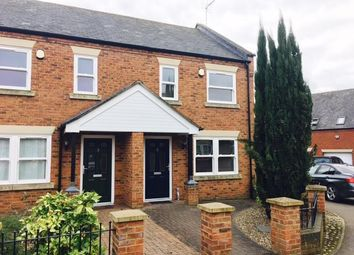 Thumbnail 2 bedroom semi-detached house to rent in Minster Court, Long Sutton, Spalding