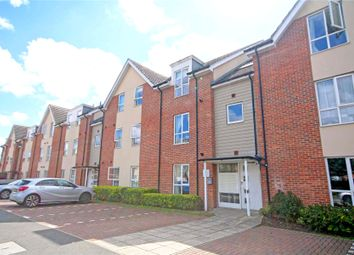 Thumbnail 2 bed flat for sale in Addlestone, Surrey