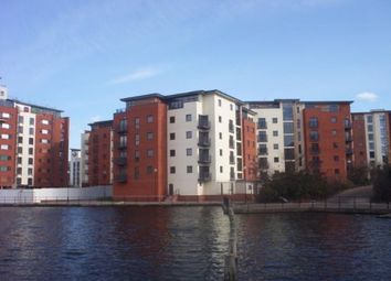 Thumbnail 1 bedroom flat for sale in Galleon Way, The Water Quarter, Cardiff Bay, Cardiff