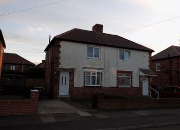 Thumbnail 2 bed semi-detached house to rent in Chillingham Terrace, Jarrow