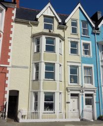 Thumbnail 5 bed terraced house for sale in Glandyfi Terrace, Aberdovey Gwynedd