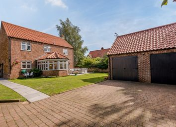 Thumbnail 4 bed detached house for sale in Church Road, Snettisham, King's Lynn