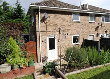 Thumbnail 3 bed town house to rent in Chertsey Court, West Hallam, Ilkeston