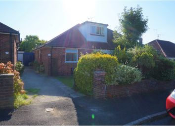 Thumbnail 3 bedroom bungalow for sale in Springfield Close, Havant