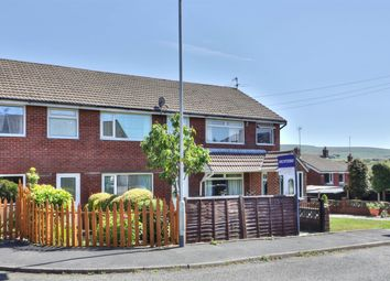 Thumbnail 3 bed town house for sale in Dearnley Close, Littleborough
