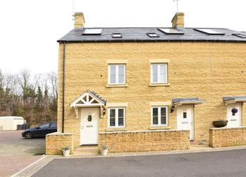 Thumbnail 3 bed terraced house for sale in Coln Gardens, Andoversford, Cheltenham, Glos