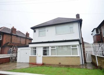 Thumbnail 3 bed detached house to rent in Kingsway, Didsbury, Manchester, Greater Manchester