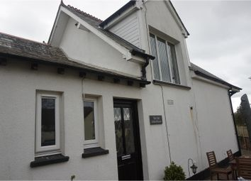 Thumbnail 3 bed semi-detached house for sale in Week St. Mary, Near Bude
