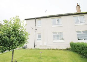 Thumbnail 2 bed flat for sale in 128, Afton Bridgend, New Cumnock KA184Jh