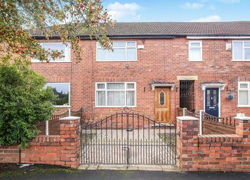 Thumbnail 2 bed terraced house for sale in Finsbury Road, Reddish, Stockport, Cheshire
