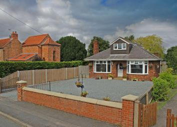 Thumbnail 5 bed detached bungalow for sale in Station Road, Wistow, Selby