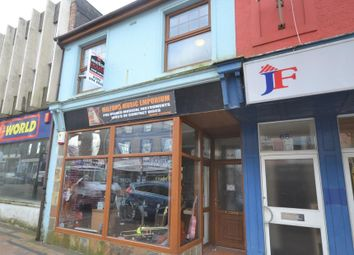 Thumbnail Commercial property for sale in 70 Charles Street, Milford Haven, Pembrokeshire