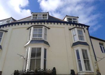 Thumbnail 1 bed flat to rent in Portland Street, Ilfracombe, Devon