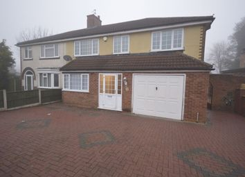Thumbnail 1 bed semi-detached house to rent in Springhill Lane Springhill Lane, Wolverhampton
