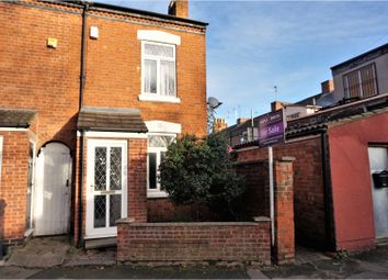 Thumbnail 2 bedroom end terrace house for sale in Clifton Road, Aylestone