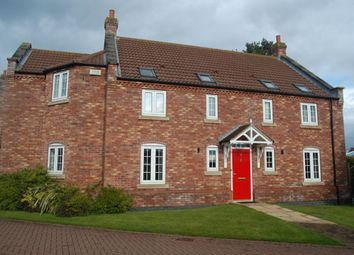 Thumbnail 4 bed detached house for sale in Towgarth Walk, Eastrington, Goole