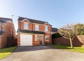 Thumbnail 4 bedroom detached house for sale in Kingfisher Road, Mansfield
