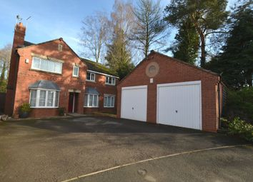 Thumbnail Detached house for sale in Hemp Mill Walk, Loggerheads, Market Drayton
