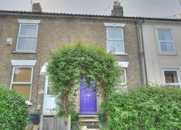 Thumbnail 2 bed terraced house to rent in Grant Street, Norwich