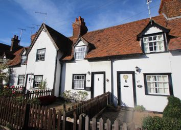 Thumbnail 2 bed terraced house for sale in High Street, Hunsdon, Ware