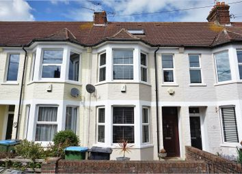 Thumbnail 5 bed terraced house for sale in East Ham Road, Littlehampton