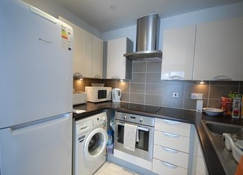 Thumbnail 2 bed flat to rent in St Georges Court, 3 High Street, Colliers Wood, London