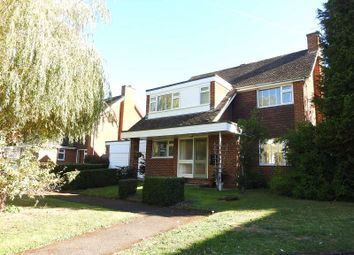 Thumbnail 4 bed detached house for sale in Browning Road, Fetcham, Leatherhead