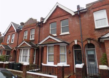 Thumbnail 2 bed property to rent in Greys Road, Eastbourne