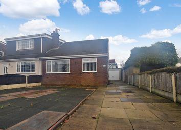 Thumbnail 2 bed semi-detached bungalow for sale in Mottershead Avenue, Little Lever, Bolton