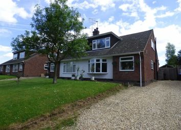 Thumbnail 3 bed semi-detached house for sale in Watford Road, Crick, Northampton