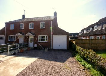 Thumbnail 3 bed semi-detached house to rent in Park Lane, Donington, Spalding