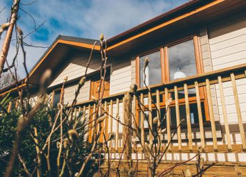 Thumbnail 2 bed mobile/park home for sale in Derwent Way, Whatstandwell, Matlock