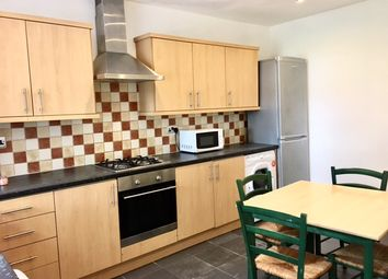 Thumbnail 4 bed end terrace house to rent in Alexandra Road, Sheffield