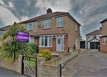 Thumbnail 3 bed semi-detached house for sale in Southmere Oval, Bradford