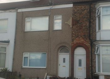 Thumbnail 4 bed terraced house to rent in Durham Road, Stockton