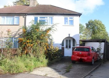 Thumbnail 3 bed semi-detached house for sale in Enderley Close, Harrow