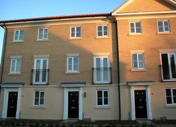 Thumbnail 3 bedroom town house to rent in Defiant Road, Old Catton, Norwich