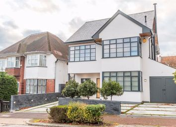 Thumbnail 3 bed detached house for sale in Mount Avenue, Westcliff-On-Sea, Essex