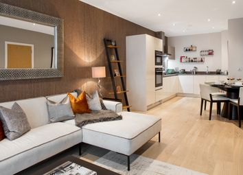 Thumbnail 2 bedroom flat for sale in Quebec Quarter, Canada Water, Southwark
