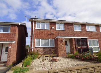 Thumbnail 3 bed end terrace house for sale in North Hills Close, Weston-Super-Mare