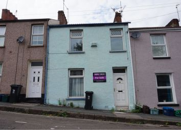 Thumbnail 3 bed terraced house for sale in Blewitt Street, Newport