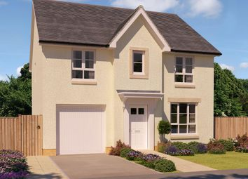 "Thumbnail 4 bed detached house for sale in ""Corgarff"" at Honeysuckle Drive, Cumbernauld, Glasgow"
